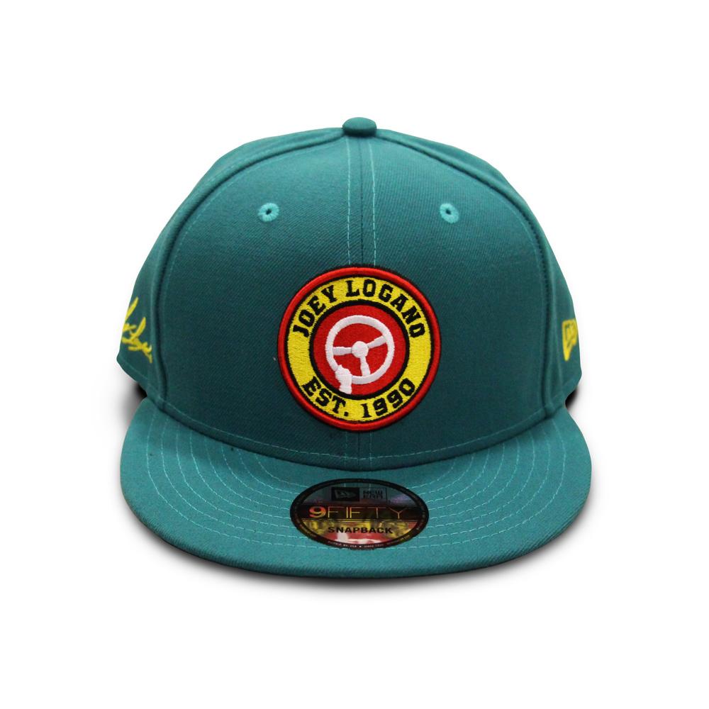 86cc70d213d JL Badge New Era 950 Snapback Hat. jl-badge-profile · jl-badge-front ...