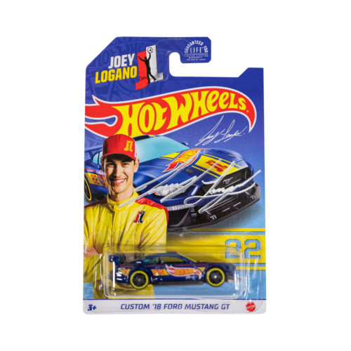Hot-Wheels-Signed