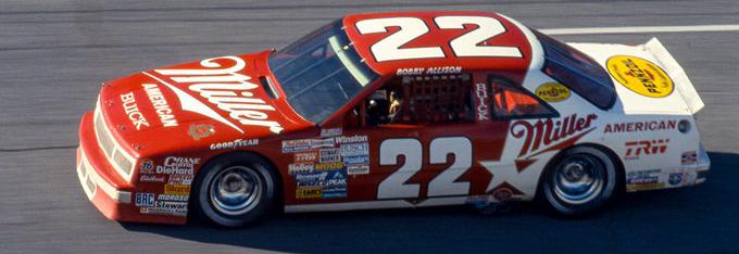 Bobby-Allison-car-1985