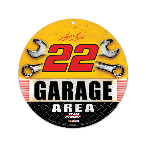 No.-22-Garage-Round-12'-Sign